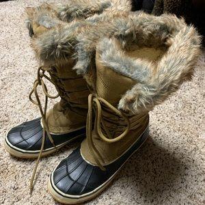 North side Kathmandu Tall winter boots